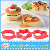 DIY cookie stamp silicone cookie cutter / biscuit tools for birthday cake