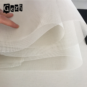 Gezi 35 mesh 500 micron polyester/nylon monofilament air filtering cloth, air conditioner filter cloth