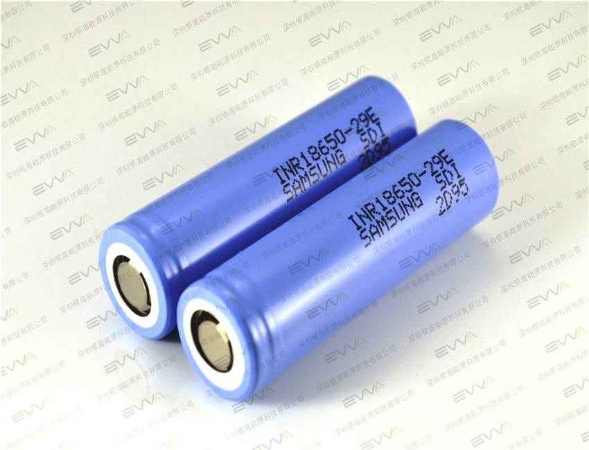 18650 High Drain Battery Cell Samsung INR18650-29E