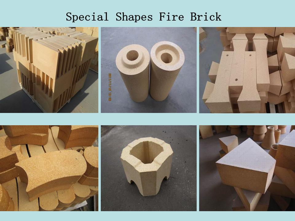 Sleeve brick, Runner brick,SK34,Refractory clay brick