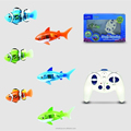 YK0809215 Lastest toy Infrared remote control fingerling fish rechargeable battery