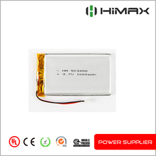 top quality lithium ion battery 102535 3.7V 800mAh with PCM and Wire lipo Battery