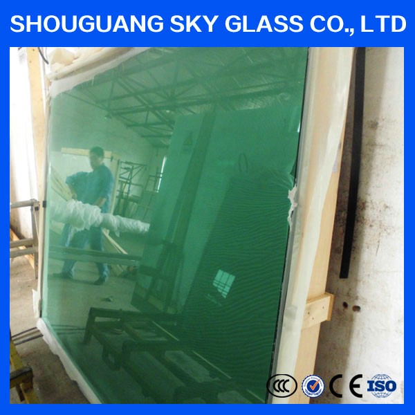 Glass factory Wholesale Laminated Glass for Buildings with High Quality price pre m2