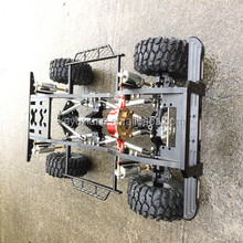 KYX V2 Billet Machined 1/10 Type D90 Roller 4WD Off-Road Scale Crawler,rc racing,rc car