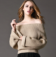 New Sexy Fashionable Ladies knitwear From High Quality Superior