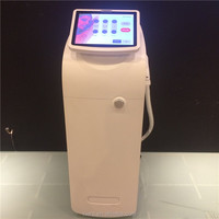 permanent hair removal big spot diode laser system / KIERS Beauty device