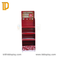 Hot Sales Chinese Factory Supplier Tie Display Shelves Tie Display Case For Retail