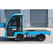 China electric truck cargo van sale