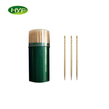 High Standard Fancy Disposable Bamboo Individual Toothpicks