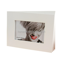 Sex laminated wooden photo frame for 4*6,5*7