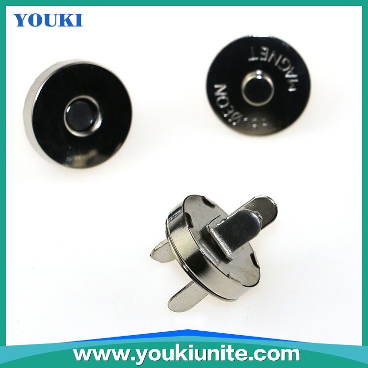 Hot Selling custom 18mm magnet button for handbag and clothes
