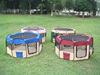 Soft Play Pen with Eight Panels