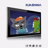 55 inch Touch screen lcd advertising kiosk