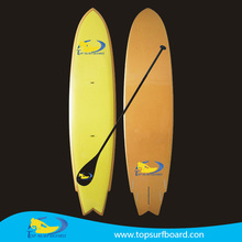 Model#TPSUET6323L Fish tail SUP board for manufacturer in china