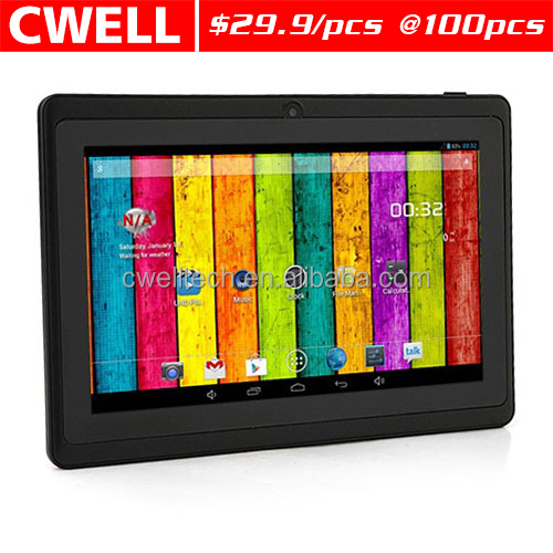 New Product Boxchip Q8H 8 inch Cheap Android 4.2.2 Tablet PC 7 Inch 5 Points Multi-touch Capacitive Screen