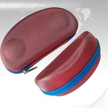 Lovely customized spectacle case glasses box and folding glasses case