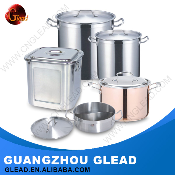 High quality Competitive Price Stainless steel super capsule bottom cookware