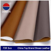 Leader enterprises artificial sweat leather shoes Free samples