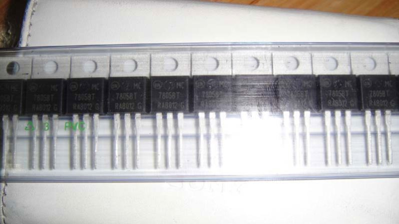 Components IC, integrated circuits uc3842bn , variable load resistor