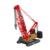Very Popular High Quality SANY SCC550E 55 ton Small Crawler Crane