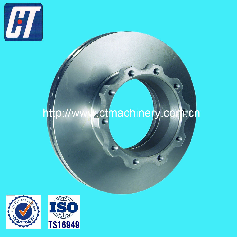 BRAKE DISC ROTOR SUITABLE FOR CAR FOR EUROPEAN MARKET