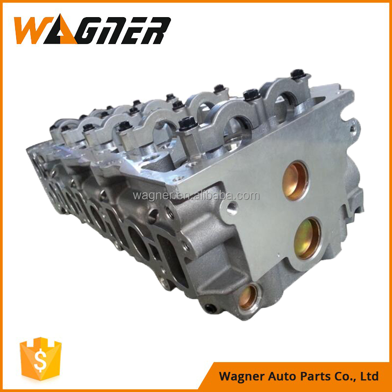 High quality 1110130040 Cylinder Head forToyota 2KD-FTV Car Engine Parts