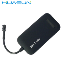 Mobilephone SIM Card GSM GPRS Vehicle GPS Tracker gsm car alarm system door opened Motorcycle And Car GPS Locator Tracker