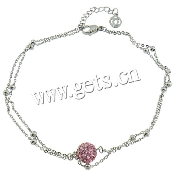 Gets.com 2015 stainless steel bead anklet
