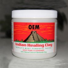 Indian Healing Clay Deep Pore Cleansing Best Quality Indian Clay Mask