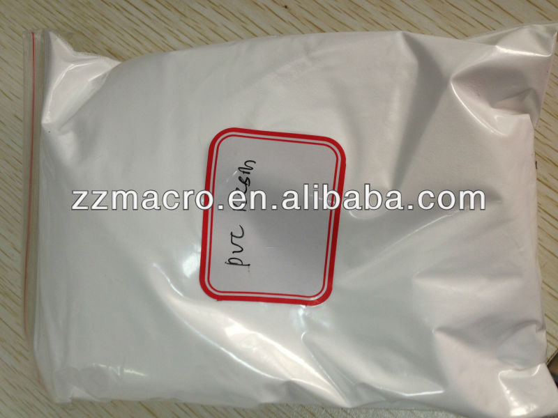 2014 hot sales plastic chemical pvc off grade resin