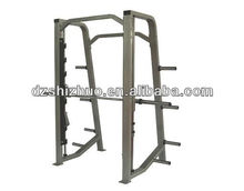 Weight Plate-loaded Smith Machine