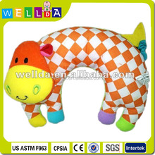 Animal toys infant neck pillow