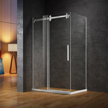 Separate Prefab Glass Large Hotel Portable Shower Room