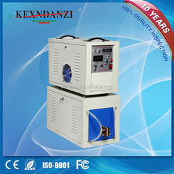 Good quality KX-5188A45 metal shaft surface heat treatment induction hardening machine