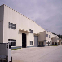 Cheaper Prefab Workshop Building Prefabricated Factory Building