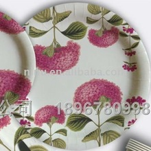 YLPP1106_02 disposable paper plate,paper cake plates