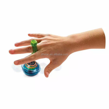 Finger Magic Speed Magneto Spheres Magnetic Flashing Glowing Ball Spinner Toy Stress Reducer Gift for Kids