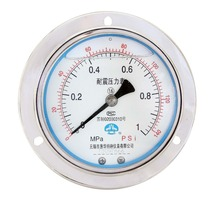 High quality Reasonable Price oil stainless pressure gauge