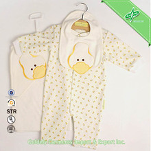 Hot Selling Manufacture Low Price Long Sleeves Many Many Baby Clothes