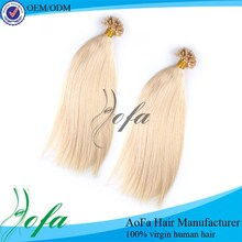 No shedding lowest price cheap 7a wet and wavy clip in hair extensions