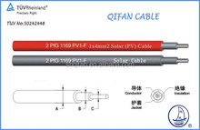 solar photovoltaic cable TUV Certificate PV1-F High quality and biggest brand In Shanghai