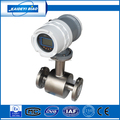 high accuracy flanged conductive liquid electromagnetic flowmeter