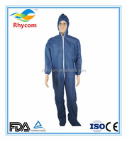 Products pakistan medical certification free sample pp sms factory supplier coverall