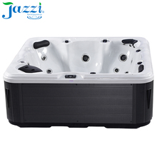 The Moment Whirlpool Massage and Installation Type Corner Hot Tub