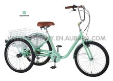 C-GW7020 3 wheel bikes/bicycle for adults/tricycle