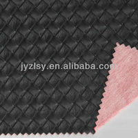 Vacuum Embossing PVC Leather for Bag