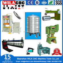 water storage tank making machines