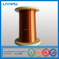 Good electrical and Heat Performance PEW coated 16 gauge copper wire for rewinding of motors