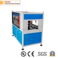 Contemporary hot selling pp pipes extruding making machine