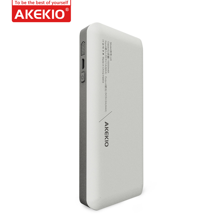 2017 best sell high quality Aluminum alloy power bank 5000mAh as perfect digital gift/ portable power